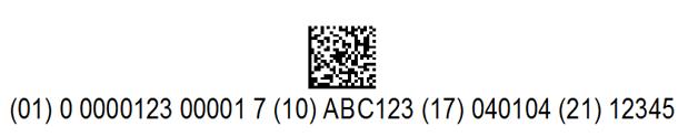 UDI code