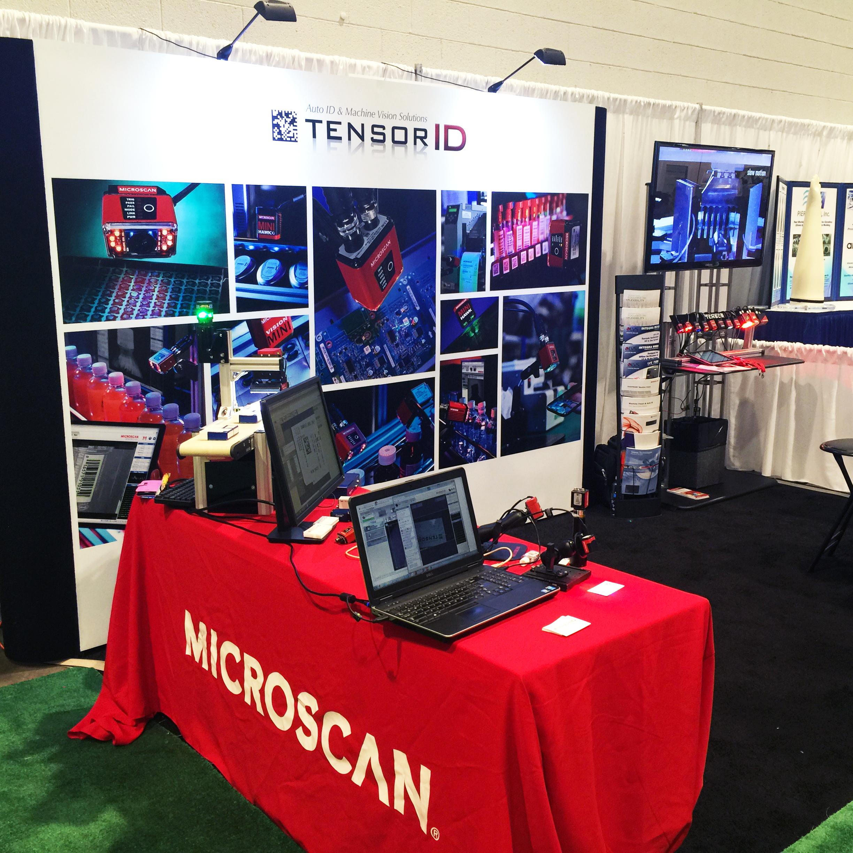 Partner Tensor ID at Pharma Expo 2015