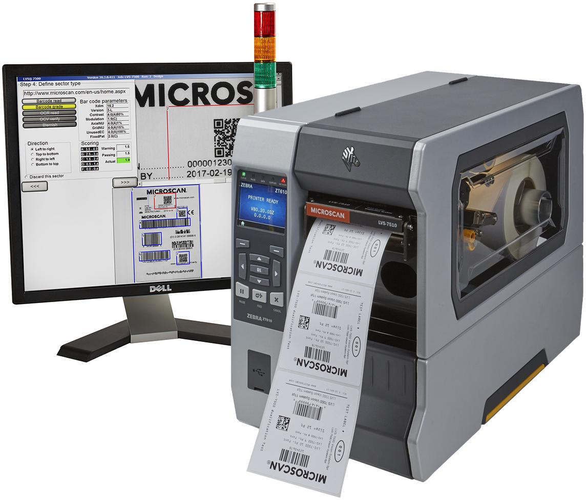 Lvs 7510 Print Quality Inspection System