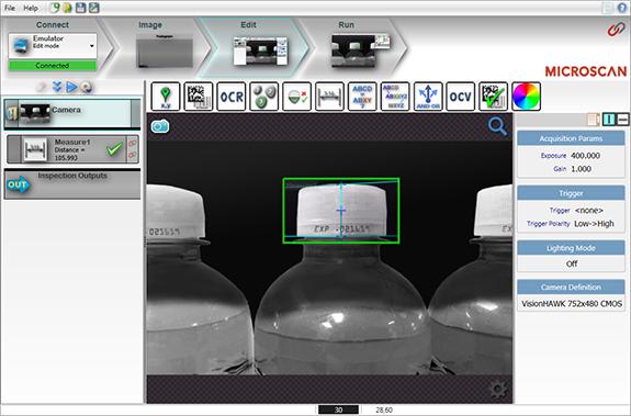 machine vision software