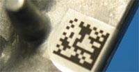 DPM - Chemische Ätzung auf Metall