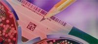 DPM - Läserätzung auf PCB