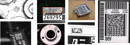 Automotive Machine Vision Applications - Identify Examples