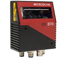 QX-870 Industrial Raster Laser Scanner