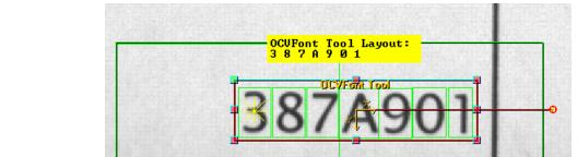 OCV Optical Character Verification