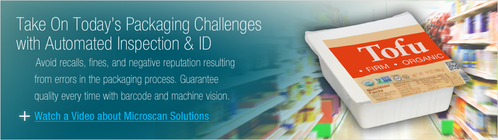 See Automated Inspection and ID Solutions for Packaging