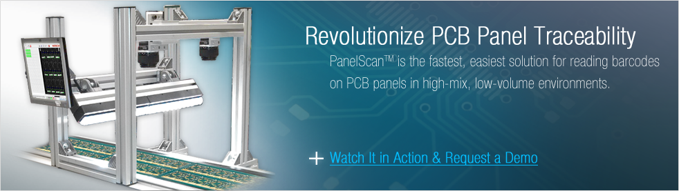 Request a Demo of PanelScan: The Fastest, Easiest Solution for PCB Panel Scanning