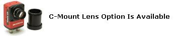 QX Hawk - C-Mount Lens