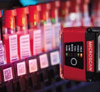 MicroHAWK ID-30 miniature barcode reader
