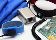 基本静电释放(ESD)安全和数据跟踪