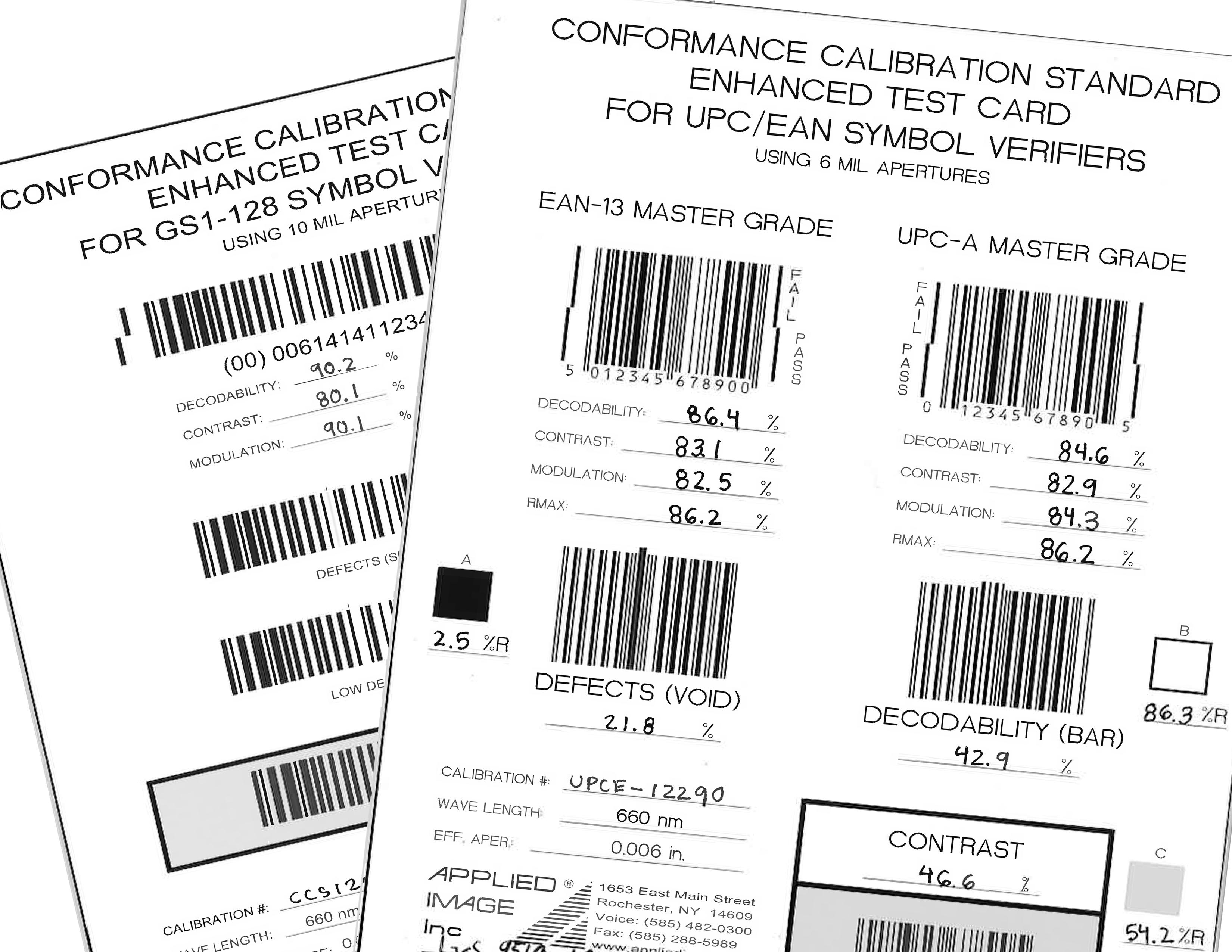 Barcode Verification verifying your verifier