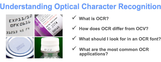 Understanding Optical Character Recognition OCR