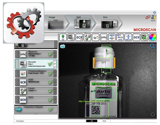 AutoVISION Machine Vision Software