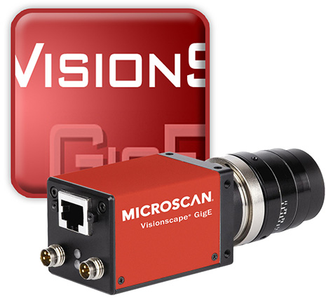 Visionscape GigE Integrated Vision Solution