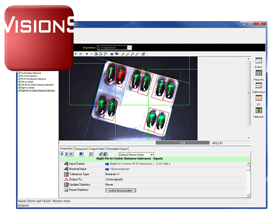Visionscape Machine Vision Software